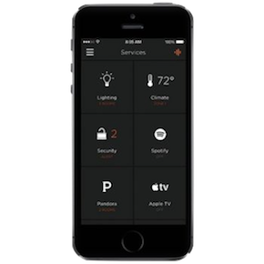 lutron lighting iphone app