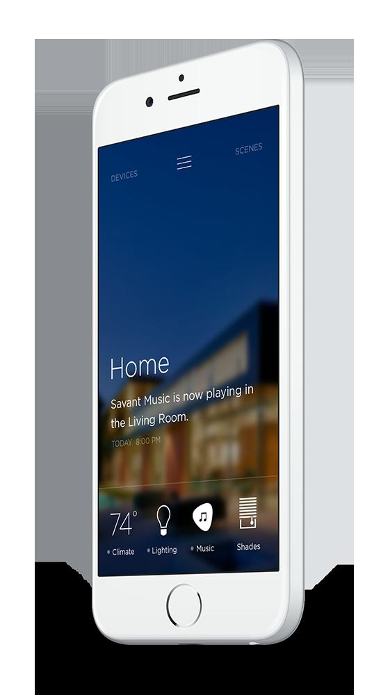 Savant Smart Home App