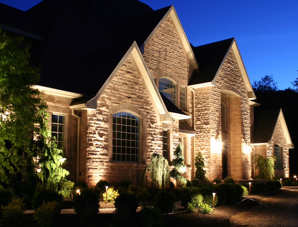 Outdoor Lighting Design and Installation